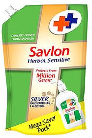 Savlon Hand Wash Herbal Sensitive 750ml