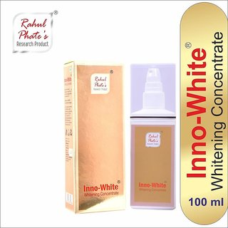 Rahul Phate Inno-White Whitening concentrate 100 ml