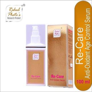 Rahul Phate Re-Care Anti-Oxidant Serum 100 ml