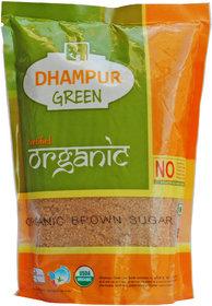 Organic Raw Sugar from Ganga Basin (Unrefined Natural Brown Sugar)  5 kg