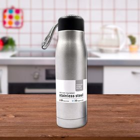 Stainless Steel Sport Vacuum Water Bottle- 500ml (107-A)