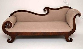 Shilpi Handmade Wooden Couch
