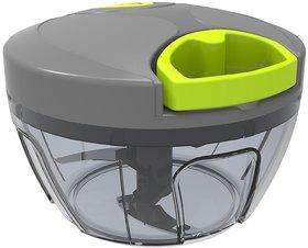 Home Puff - Vegetable Cutter, Chopper, Blender Mini  Powerful Hand Held (375 ML)