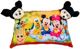 Premium Quality Double Face Digital Print Baby Pillow
