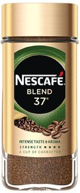 Nescafe Blend 37, Intense Taste and Aroma Coffee, Strength 4 - 100g