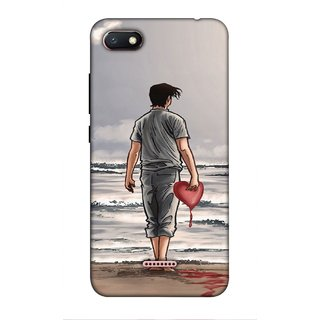 Printed Hard Case/Printed Back Cover for Redmi 6A