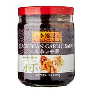 Lee Kum Kee Black Bean Garlic Sauce - 226g