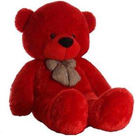 Riyasharma Gift red Teddy Bear 3 Feet Huggable ,Big very soft and sweet, anniversary for pleasant Gift, hug able
