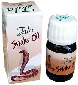 Tala Herbal Snake Oil For Permanent Hair Regrowth And Hair Fall.20ml.