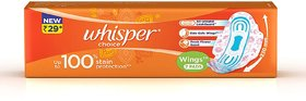 Whisper Choice Wings, 7 Pads Pack of 12)