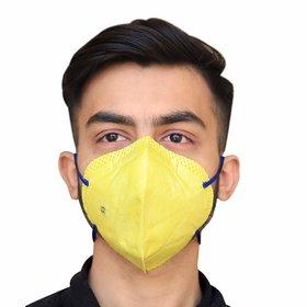ISI Verified Venus V-44++ Anti-pollution Virus safe Face Mask(Pack of 1)