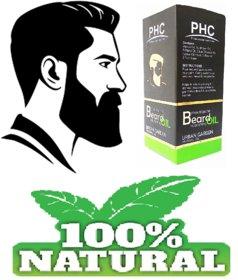 Urban Garden Aromatic Beard Mooch Oil - 60mL Pack of 2 (60ml x 2)