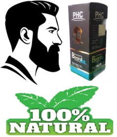 Aromatic Beard Oil enriched with Tea Tree Oil - 60ml X Pack of 2