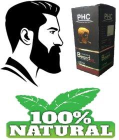 Beard Oil with Essential Herbal Oils - Pack of 2 (60mL X 2)