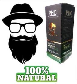 Beard Nourishing with Essential Herbal Oil - Pack of 2 (60mL X 2)