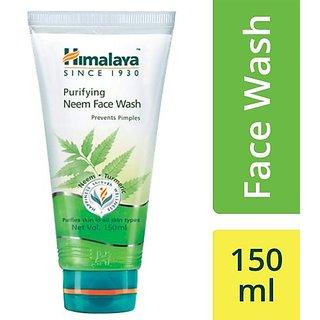 Himalaya Purifying Neem Face Wash Anti-acne & Pimples/blemishes 150ml