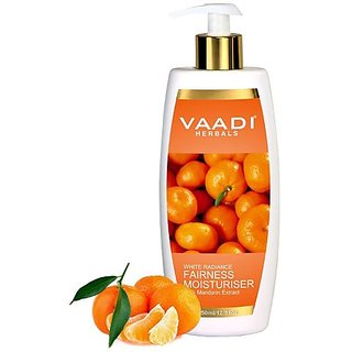 Vaadi Herbals Fairness Moisturiser With Mandarin Extract (110ml )