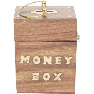 Kesha Spree Handmade Premium Quality Piggy Bank Small - L x B x H - 4 x 3 x 5 Inch