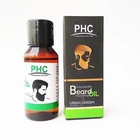 Beard Growth Oil Blends Of Natural Oils - 60 ML