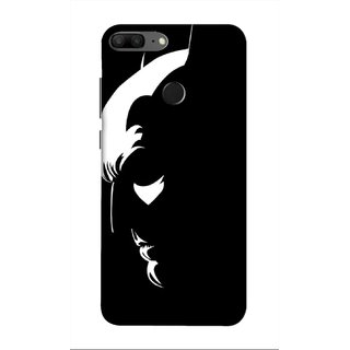 Printed Hard Case/Printed Back Cover for Huawei Honor 9 Lite