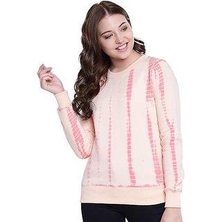 Texco Full Sleeve Printed Women Sweatshirt