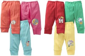 Cucumber New Born Baby Pant Cotton - New Born Baby Pajama Cotton - New Born Baby Leggings Cotton - New Born Baby Bottom