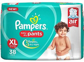 Pampers Pants XL-38