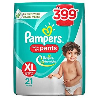 Pampers Pants XL-21