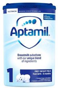 Aptamil 1 First Infant Milk - 800g