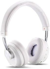 Music Bluetooth Headphones Rb-500Hb - White