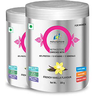 NETSURF Naturamore for Women - French Vanilla 350 gram