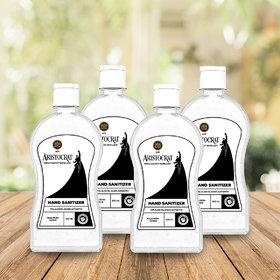 Aristocrat 70 Instant Hand Sanitizer 500 ml Pack 0f 4