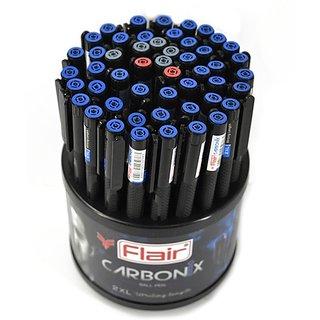 Flair Universal Pens Ball Pen (Pack Of 50)
