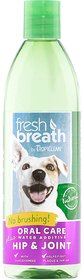 Tropiclean Fresh Breath Hip and Joint Water Additive, 473 ml