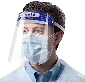 Face Sheild Protective Isolation Mask