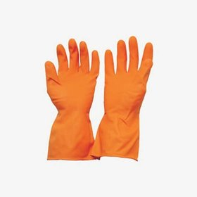 Rubber Gloves  6 Pairs