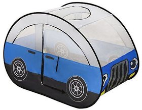 Chocozone Foldable,Portable & Easy to Assemble  Pop-Up Car Tent House for Kids Indoor Play House