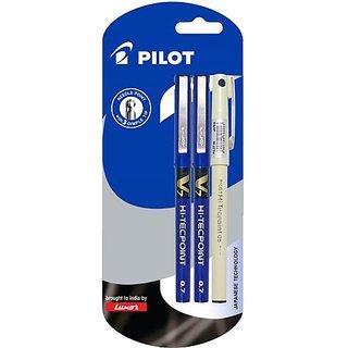 Pilot V7 (Pack Of 3)( Blue, Black, Red) Roller Ball Pen