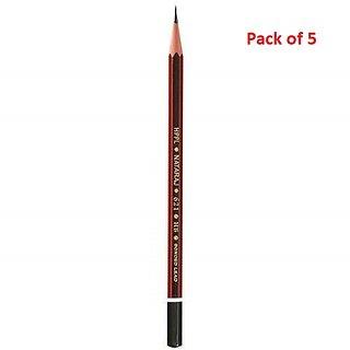 Nataraj Pencil Pack of 5