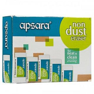 Apsara Eraser Pack of 10