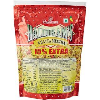 Haldiram's Khatta Meetha Namkeen 460 gm