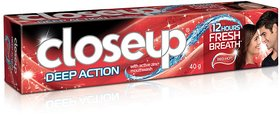Closeup Ever Fresh Red Toothpaste, 40 gm