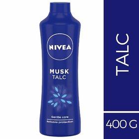 Nivea Unisex Talc Musk 400 g