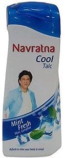 Navratna Cooltalc Mint Fresh, 100g