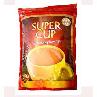 Tea City Super Cup Tea Leaf Pouch(1kg)
