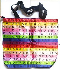 Fashion Multipurpose Multicoloured Utility Bag