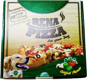 Rena Dog Pizza - 12 Slice