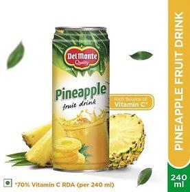 Del Monte Pineapple Fruit Drink, 240ml