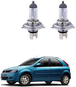 feelitson Car HLB 12V 130/100W High Beam Halogen Head Light Bulb (Set of 2) for All Cars