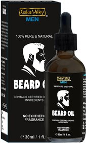 Indus Valley Beard Oil Small Pack 30 ml